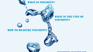viscosity experiment