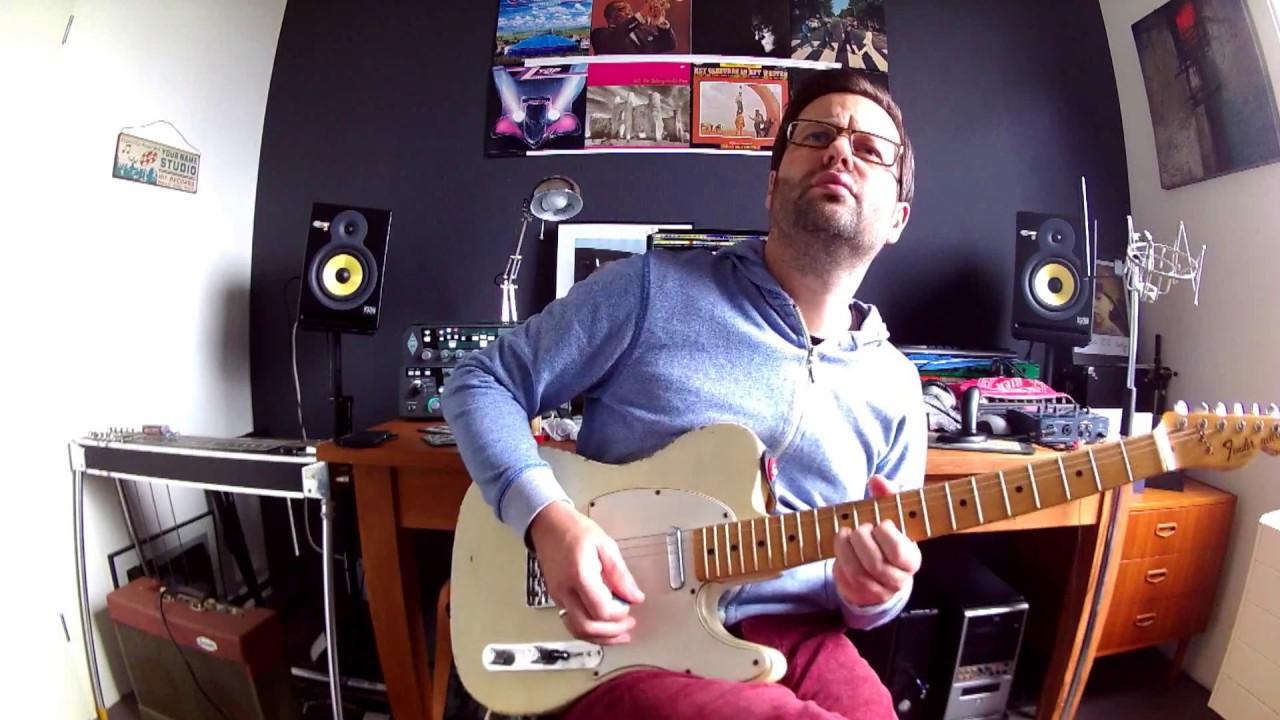 Spaghetti Western Guitar Solo Improvisation Morricone Style Youtube