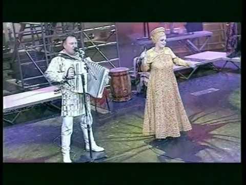 Надежда Кадышева - Яблоневый вечер