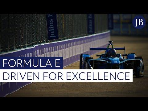 """Formula E teaches us excellence"": insights on Julius Baer's sponsorship"