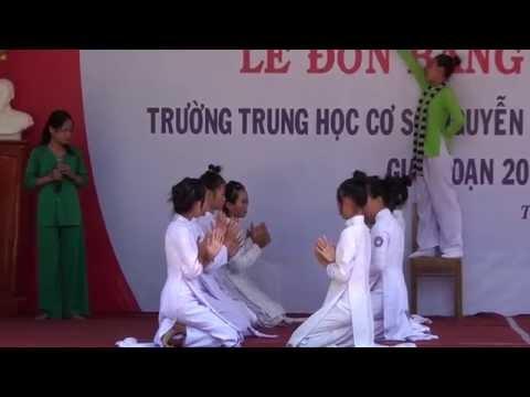 THCS Nguyễn Thái Bình đón trường chuẩn
