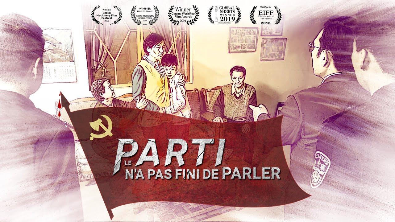 « Le parti n'a pas fini de parler ! » Film chrétien du témoignage