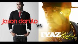 Jason DeRulo vs. IYAZ - Whatcha Replay