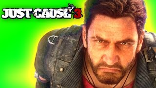 JUST CAUSE 3 | Full Game Pre-Release Gameplay