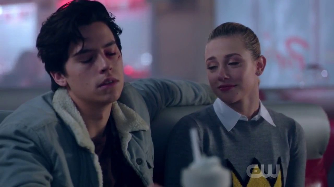 Riverdale Wallpaper Quotes Jughead And Betty Open Up To Eachother Scene 1x10 Youtube