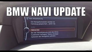 BMW Navi Update - BMW CIC Karte mit FSC Freischaltcode installieren