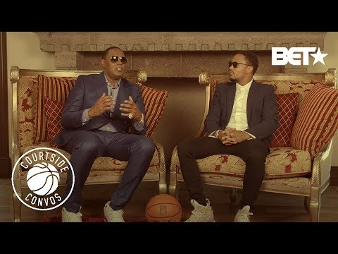 The OG Master P & Romeo Discuss Music, Basketball And Celebrating Success | Courtside Convos