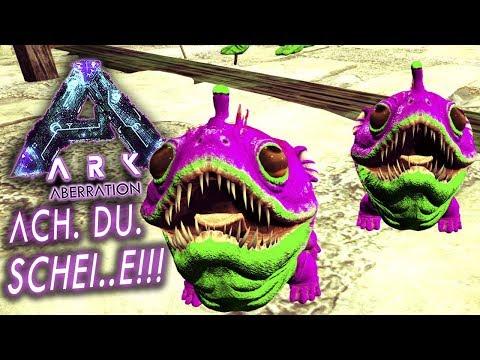 ARK ABERRATION Deutsch 👾 #69 • ACH. DU. SCHEI..E!! • ARK Deutsch German Gameplay