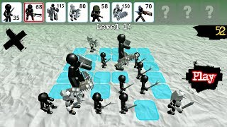 Stickman Simulator: Zombie Battle Android Gameplay