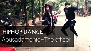 Abusadamente - MC Gustta e MC DG | The Officer | Choreography | Hip Hop Dance Fusion