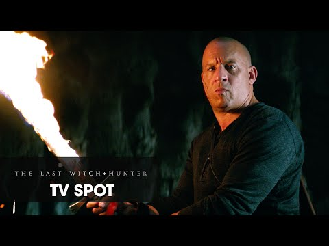 """The Last Witch Hunter (2015 Movie - Vin Diesel) Official TV Spot – """"Powerful"""""""