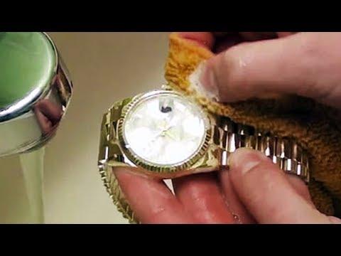 Zo onderhoud je een horloge Rolex Patek Philippe Omega Breitling IWC Tudor etc