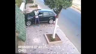 سرقة لوازم السيارات بعين الشق - جريدة اخبار المغرب