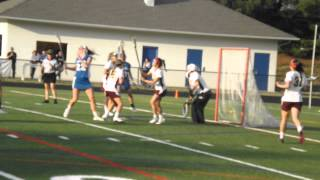 VanKirk Goal (2) Hereford vs Stephen Decatur (Girls