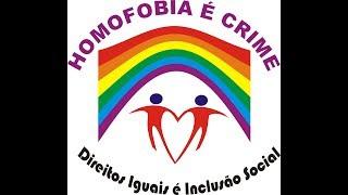 Conversando com Cyntia Bandeira Lino 130 Chega de preconceito contra a LGBT!