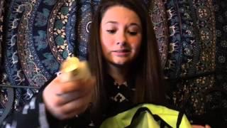 WHAT IS IN MY DANCE BAG?? || Katelyn Davis