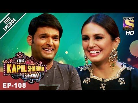 The Kapil Sharma Show - दी कपिल शर्मा शो - Ep -108 - Huma Qureshi In Kapil's Show - 21st May, 2017
