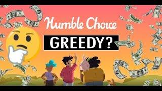Humble Choice Explained (NEW Humble Bundle System) #humblechoice #humblebundle