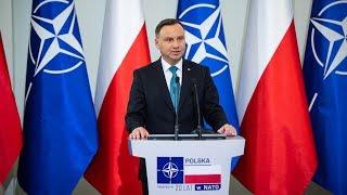 Militarny wkład Polski w rozwój Sojuszu, bezpieczeństwo i budowę stabilności