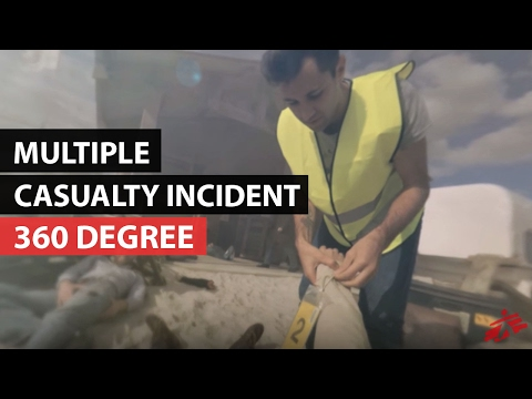 360 DEGREE | Multiple Casualty Incident