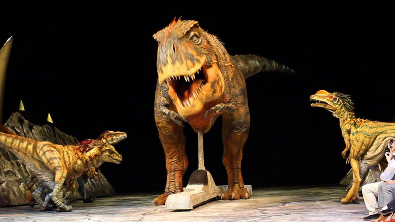 Dinosaur Puppets | 720x1280