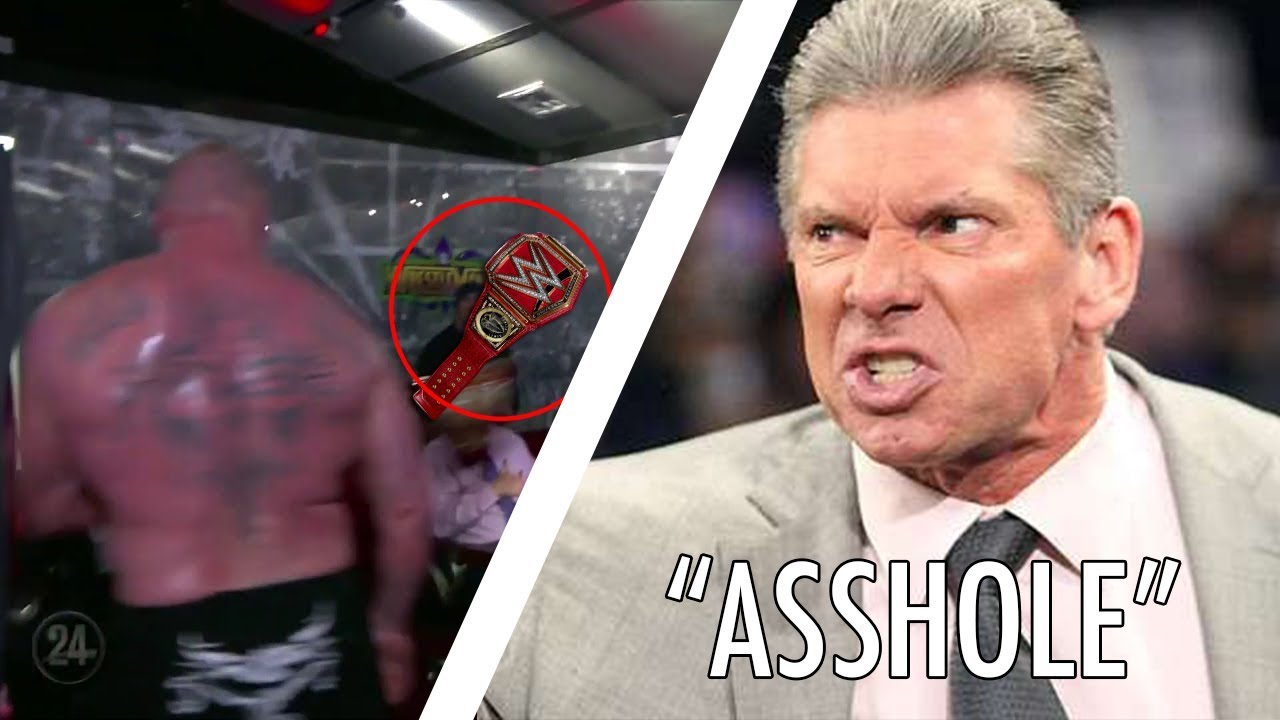 10 Peculiar Backstage Rules WWE Superstars Must Abide By
