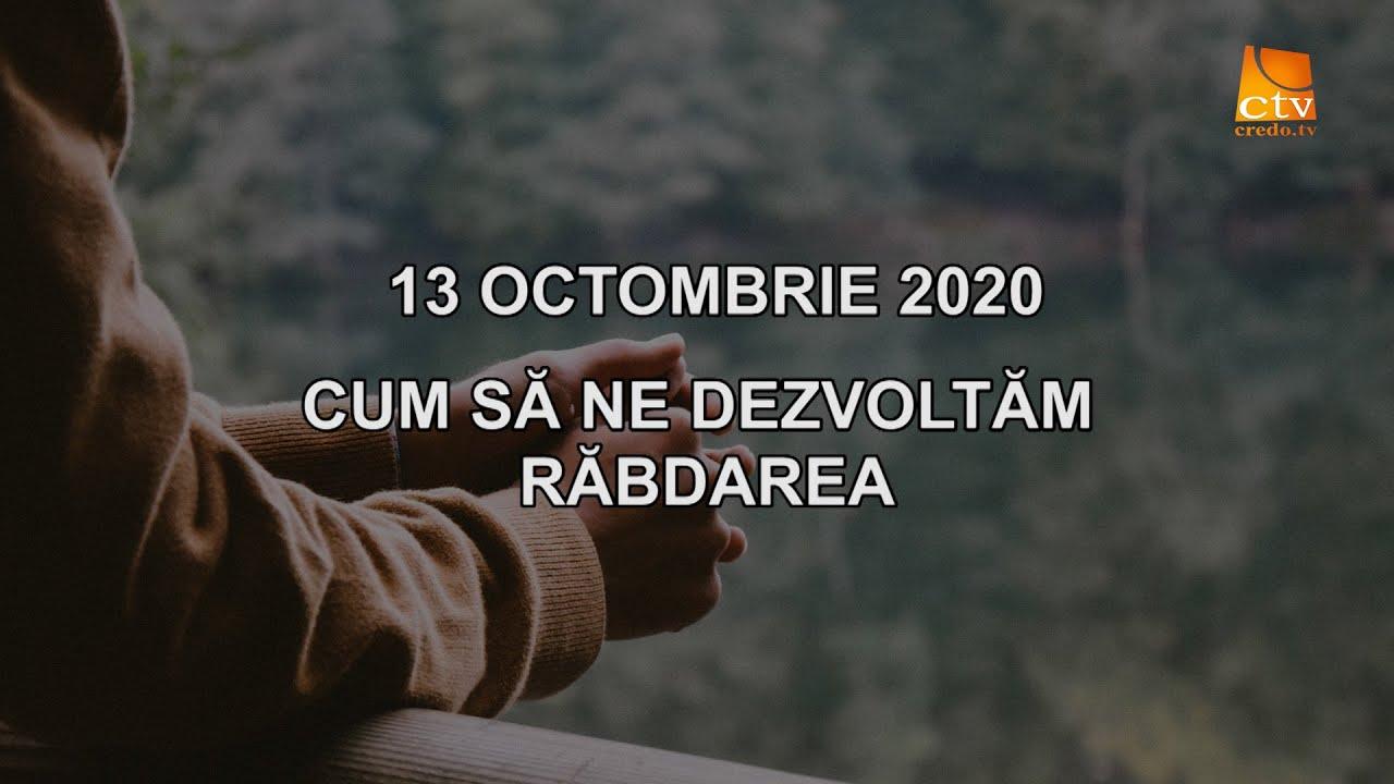 Cuvantul Lui Dumnezeu pentru Astazi -13.10.2020