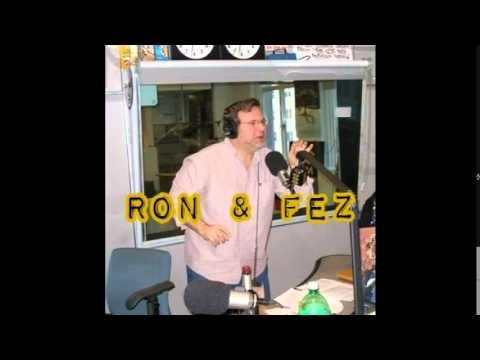 Ron & Fez - Fez Hates Being Videotaped! (Part I)