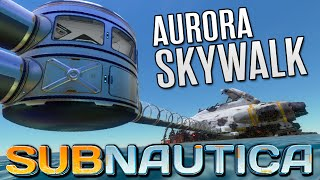 One of IGP's most viewed videos: Subnautica Gameplay - AURORA SKYWALK | Let's Play Subnautica!