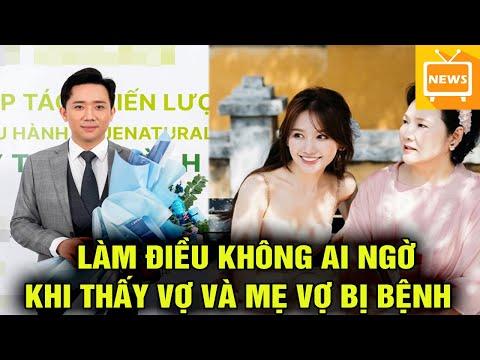 Chứng Kiến Hari Won Và Mẹ Vợ Đều Bị Ung Thư, Trấn Thành Quyết Định Làm Điều Không Ai Ngờ Tới