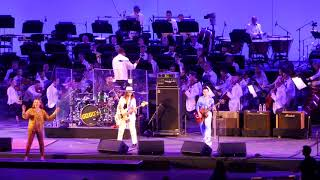 """The Go-Go's performing """"This Town"""" with the LA Philharmonic Orchest..."""