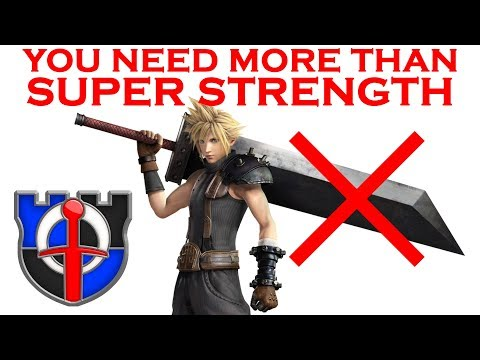 The problems with giant SWORDS