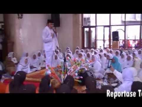 Rhoma Irama BerDa'wah lewat Lantunan Syair-Syair nya