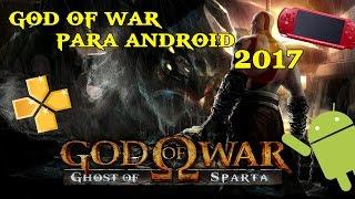 CONFIGURAR PPSSPP PARA GOD OF WAR 2018/ANDROID TUTORIAL/ EQUIPOS GAMA MEDIA Y ALTA