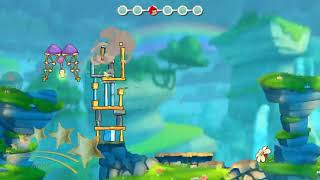 ANGRY BIRDS 2 - Cobalt Plateaus : Greenerville - Level 178 : Hard Level