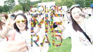 2017.09.02 茨城県水戸市で行われました、ColorMeRadの様子をまとめまし...