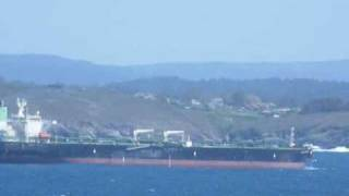 Tanker ship GULF SCANDIC