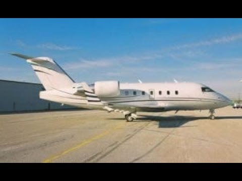 CHALLENGER 601 | Private Jet Charters