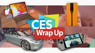 Best Tech from the CES Show Floor! (CES 2020 Wrap Up)