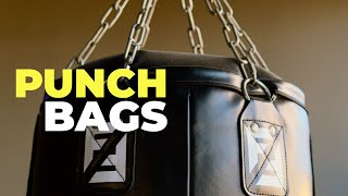 First Lesson in using a Punch bag from a 5th Dan - BlackBeltSecrets