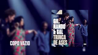 Baixar Multishow Ao Vivo Gil, Nando & Gal: Trinca de Ases | Copo Vazio