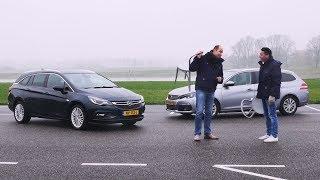 Opel Astra Sports Tourer 2016 Videos