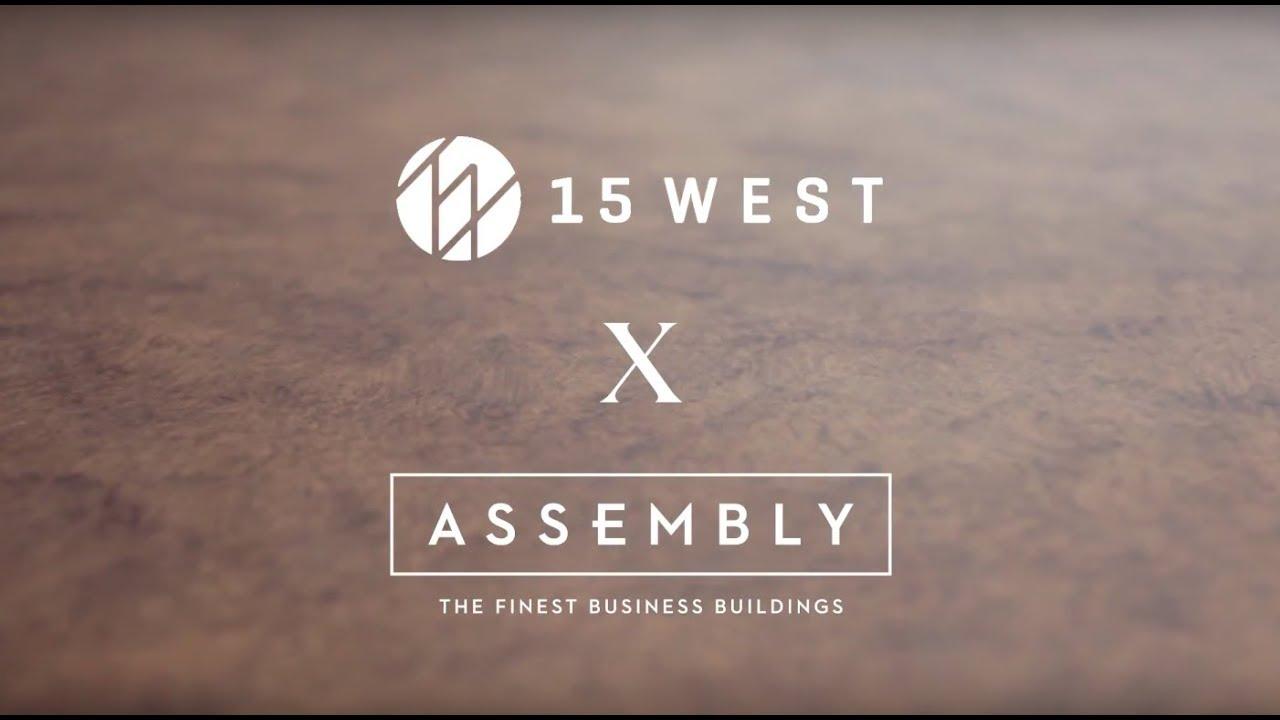 A Fine Story By Assembly: ASSEMBLY X 15WEST