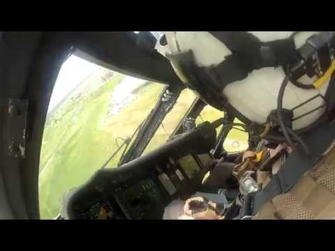 Navy SH-60S Flight (Midshipman Aviation Cruise)