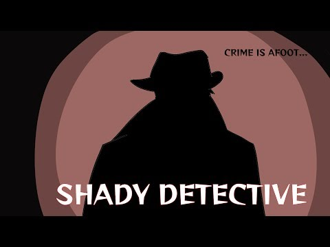 Undercover Detective... | Daily Sketch 6 | Hyperdrive TV