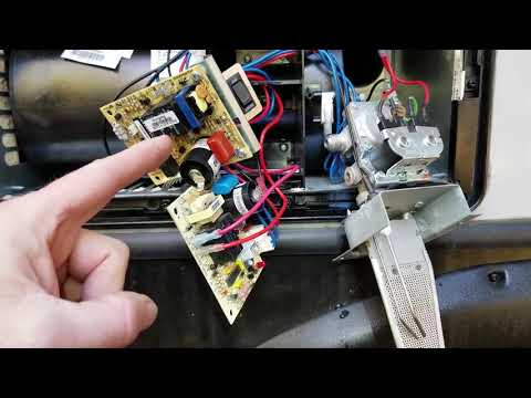 Atwood 8525 Iv Rv Furnace Air Flow Problem Due To Loose Blower Motor Cage Youtube
