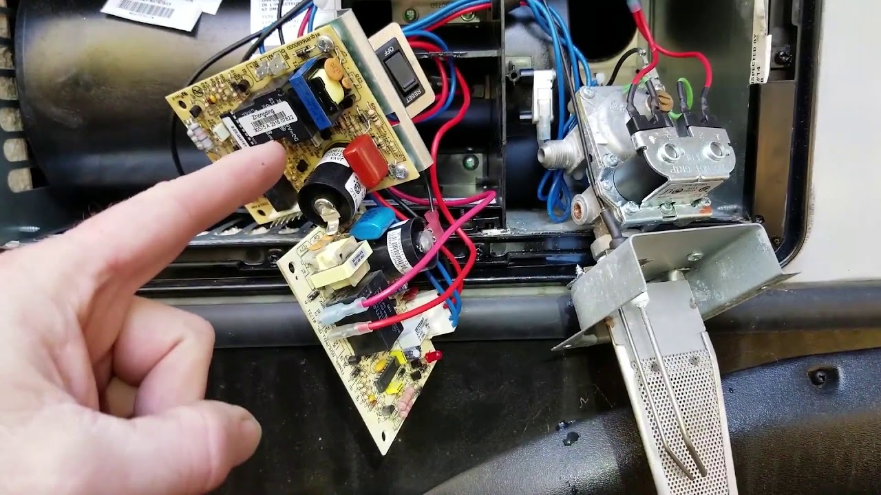 Troubleshooting An Atwood Rv Furnace Circuit Board