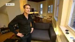 Wohnen im umgebauten Lagerhaus | euromaxx