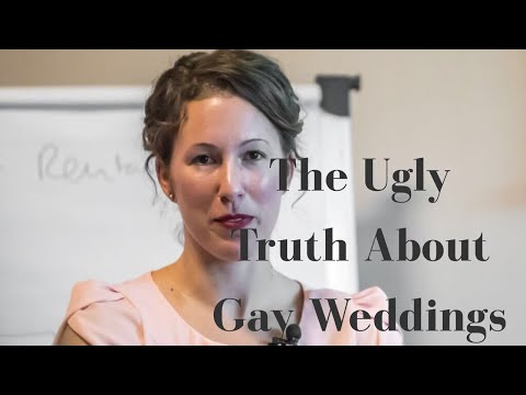 The Ugly Truth About Gay Wedding Planning