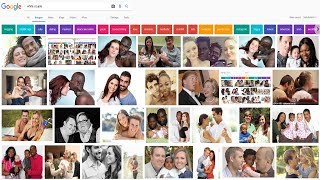 White Supremacists Are Upset About Search Results From Google Not Showing Actual White Couples